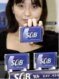 TOSHIBA планирует увеличить выпуск аккумуляторов SCIB